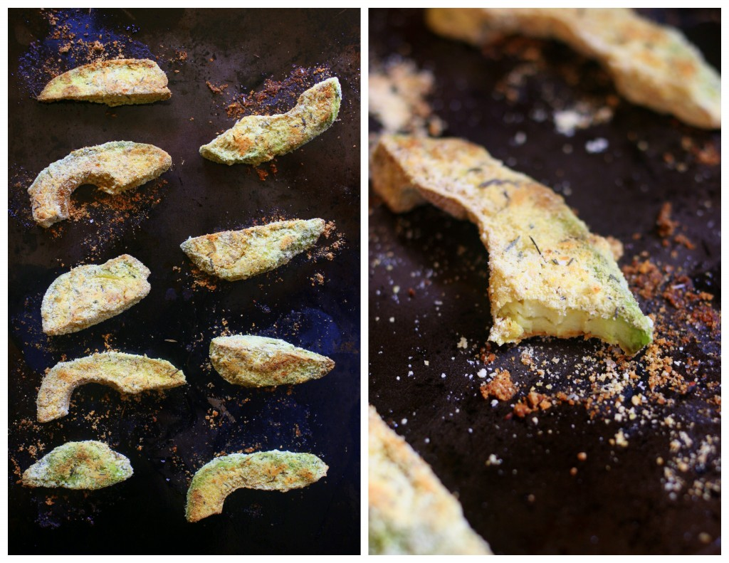 Gluten-Free Paleo Avocado Fries Recipe