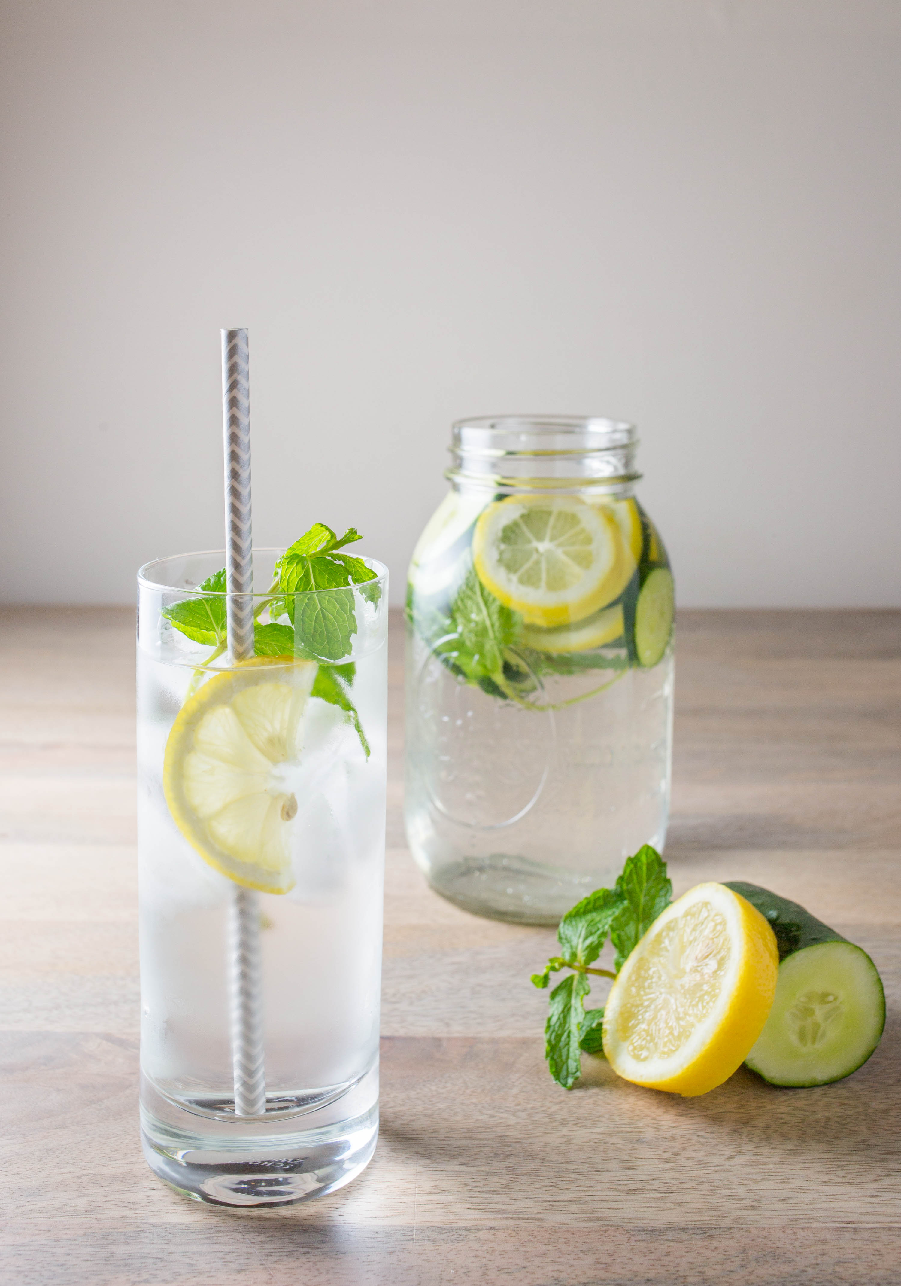 diy infused water inspiration